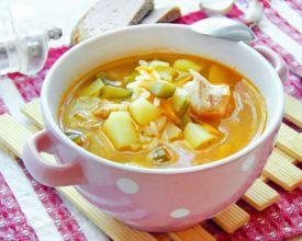 приготовить суп с перловкой
