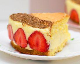 Смотреть как готовить торты