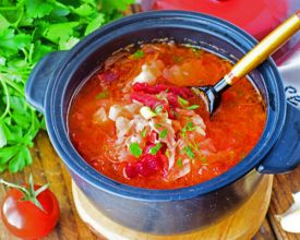 как правильно приготовить суп из сушеных грибов