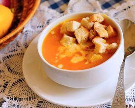 что приготовить суп пюре из белых грибов