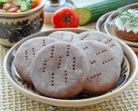 пирожки на кефира с капустой рецепт