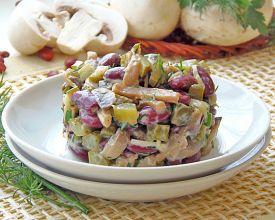 рецепт салата с авокадо и тунцом