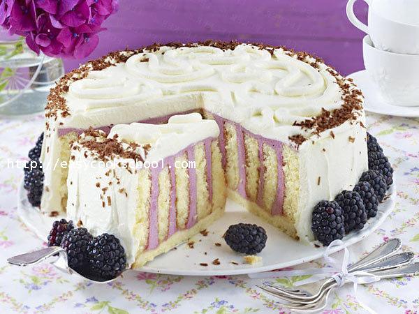 polosatyi tort 1