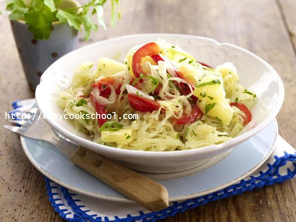 salat iz kapusty 1