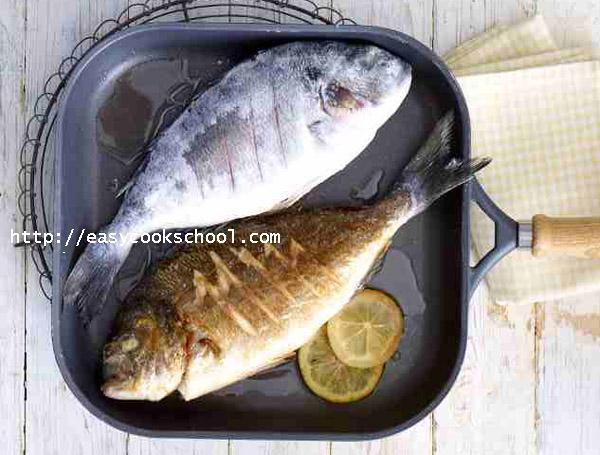 как приготовить рыбу дорадо вкусно