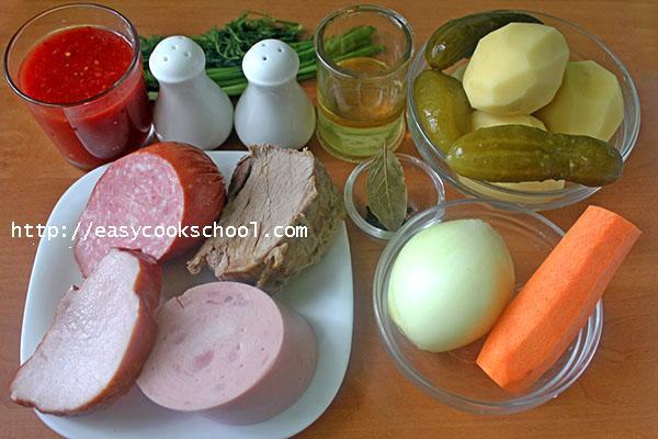 приготовить суп в мультиварке мясной