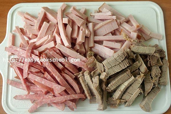 Как приготовить солянку сборную мясную в домашних условиях рецепт 7