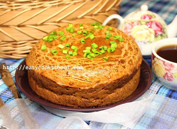 Пирог из консервы рецепт