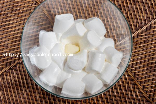 Рецепт мастики маршмеллоу в домашних условиях
