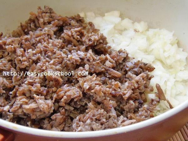 пирожки с картошкой в духовке рецепт фото пошаговый