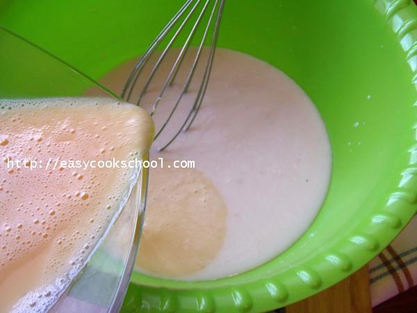запеканка кабачки с плавленным сыром
