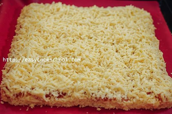 Луковый пирог рецепт на маргарине