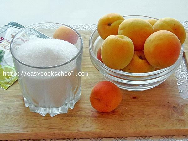 Абрикосовое варенье дольками: рецепт с фото, Легкие рецепты