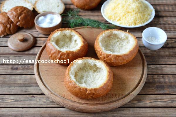 самый простой рецепт жульена с грибами и курицей