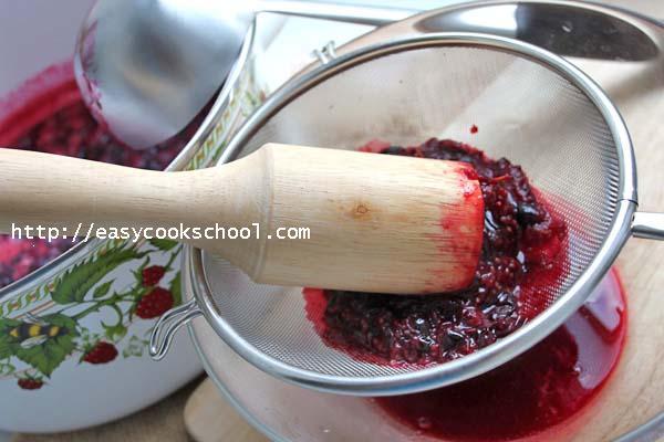 как приготовить желе из сока чёрной смородины