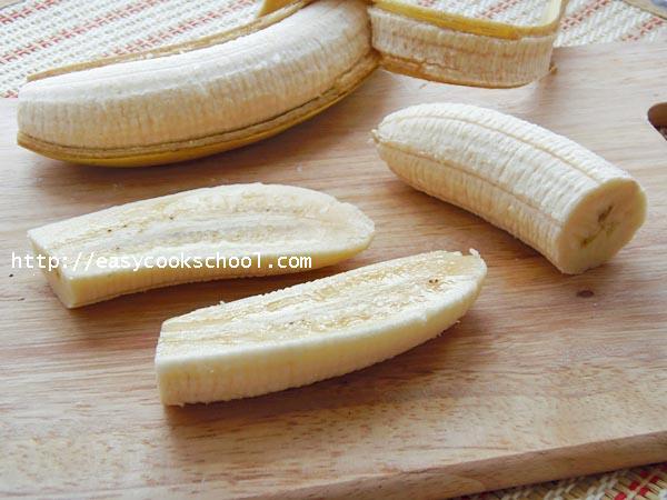 Рулет из блинчиков с бананом и какао - рецепт пошаговый с фото